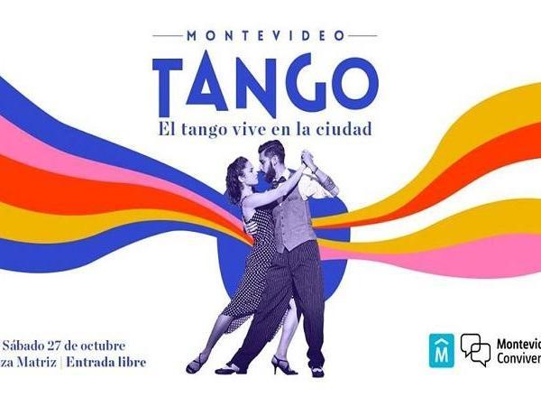 Ver la imágen completa Montevideo Tango f21a8b05f31d