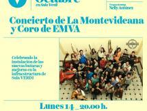 La Montevideana y Coro Montevideo