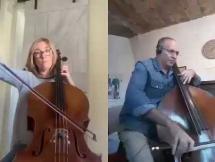 Jean-Baptiste Barrière - Sonata No.4 en Sol mayor por docentes de la EMVA