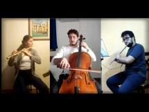 J. HAYDN - London Trío No. 3 (Allegro) por estudiantes de Música de Cámara de la EMVA