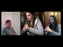 L.V. Beethoven - Trío para 2 oboes y corno inglés Op. 87 por la cátedra de Oboe de la EMVA