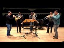 Quinteto Porto Alegre en UruBrass 2016