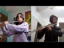 G.P. Telemann - Sonata en Mi menor por estudiantes de la cátedra de Flauta Traversa de la EMVA