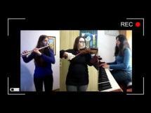 D. Shostakovich - Gavotte por estudiantes de Música de cámara de la EMVA